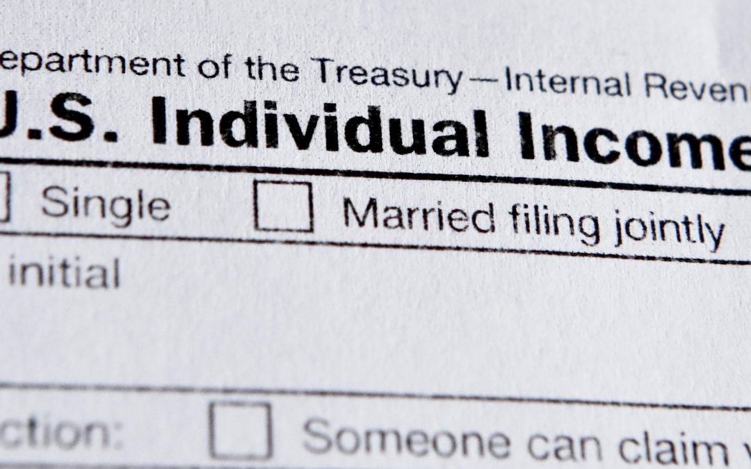 Are you looking forward to your tax return?